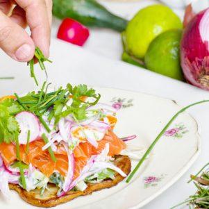 Le lunch santé